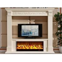 Wholesale Deco Flame Vintage Decorative Electric Fireplace Safety With Remote Control from china suppliers
