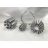 Buy cheap standard Industrial Aluminium Heat Sink / Aluminium Extrusion Profiles from wholesalers