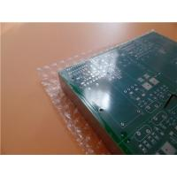 Buy cheap FR-4 PCB Using 4 Layer Copper with HASL lead Free and Green Solder Mask from wholesalers