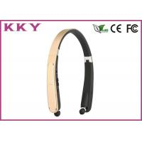 Wholesale Wireless Bluetooth Earphones CSR CVC Noise Reduction Headphone for Mobile Phone Smartphone from china suppliers