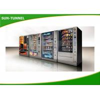 Wholesale Refrigerated Healthy Fresh Food Vending Machines For Fruit / Flowers from china suppliers