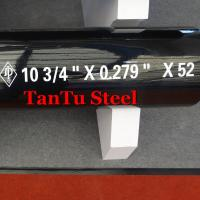 Wholesale Hot Sales API 5L Steel Pipe X52,X42,X60,X80 By Tantu from china suppliers
