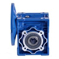 Wholesale Nmrv Series Worm Drive Gearbox , Worm Gear Reducer 0.06-15KW Rated Power from china suppliers