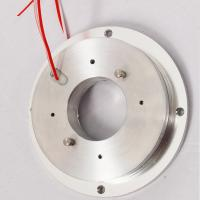 Wholesale Low Noise Smooth Capsule Platter Slip Ring With 30mm Bore Precise Signal from china suppliers