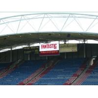 Wholesale Stadiums Perimeter Led Display Screen P10 SMD 3in1 Iron from china suppliers