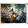 Buy cheap 100%HANDMADE ART SALE Oil Painting Repro Jesu from wholesalers