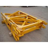 Wholesale Tower Crane Mast Section Potain Tower Crane Spare Parts with Q345B Steel Material from china suppliers