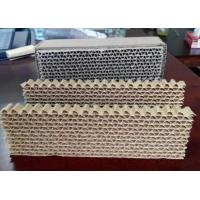 Wholesale Paper Tray Feet Making Machine with Ikea Named Size 180*90*50mm Honeycomb cardboard Paper Pallet Available 2T from china suppliers