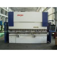 Wholesale 100 Ton CNC Hydraulic Press Brake Bending Plate Steel Big Capacity from china suppliers