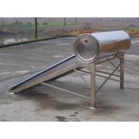 Wholesale 10 tubes low pressure stainless steel solar water heater for Mexico market from china suppliers