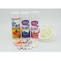 Wholesale Fruit Flavor Vitamin C Effervescent Tablets Dietary Fiber Supplements from china suppliers