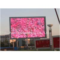 Quality Customized HD Outdoor P6 LED Advertising Screens Giant Full Color for sale