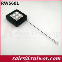 Wholesale RUIWOR RW5601 Square Multi-purpose Retractable Tether Retracting forces MAX 2.5LB/ Cable length MAX 400CM from china suppliers