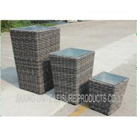 Wholesale Waterproof  Garden Cushion Storage Box  , Outdoor Storage Bench Seat from china suppliers