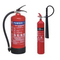 Wholesale Reliable 4kg 75% ABC Dry Chemical Powder Fire Extinguisher With Foot Ring from china suppliers