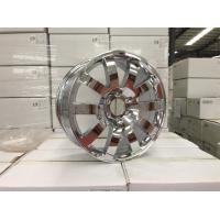 Quality High Precision 20x8.5 Alloy Car Wheels With Full Painted ISO Approved for sale