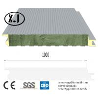Wholesale Fireproof Rockwool Sandwich panel for Wall from china suppliers