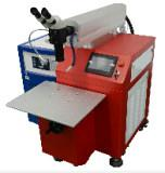 Wholesale Portable Welding Equipment Red Color , Micro Laser Welding Machine For Metal Production from china suppliers