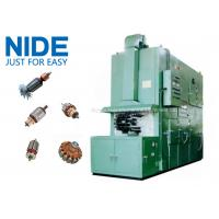 Wholesale High efficiency Armature Trickling Impregnation Machine , Adjustable Pitch Time from china suppliers