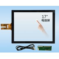 Wholesale 17 Inch 10 Point Projected Capacitive Touch Screen G + G With USB Interface from china suppliers