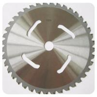 Wholesale Grass Cutting Circular Saw Blades with insert lock teeth  250mm x 1.7mm /1.3mm T=40 from china suppliers