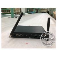 Wholesale Eight Core CPU 2g 8g memory TV Android Media Player Box with 4G and Wifi from china suppliers