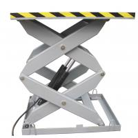 Wholesale 3000Kg Fixed telescoping hydraulic scissor lift for Restaurant / Library from china suppliers