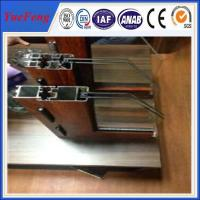 Wholesale Hot sell good quality bridge-broken thermal-break aluminium profile for Windows from china suppliers