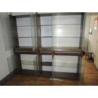 Wholesale 4 - 12mm Acid Etched Decorative Glass Tempered Glass Wall Tinted / Printed For Bookcase from china suppliers