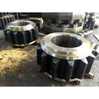 Wholesale AISI 4340(34CrNiMo6,1.6582,SAE 4340)Forged Forging Steel Sugar Mill Crown Pinion Gears from china suppliers