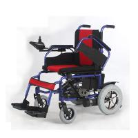 Wholesale 24V 32Ah Lead Acid Battery Motorised Wheel Chair Equipment 100Kg Loading Weight from china suppliers