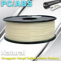 Wholesale High Hardness Flexible 3d Filament PC / ABS Filament 3mm 1.75mm Filament from china suppliers