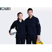 Wholesale Anti - Pilling Seaman Custom Work Uniform Long Sleeve Waterproof Workwear from china suppliers