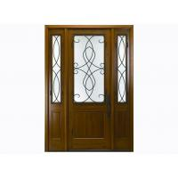 Wholesale Residential Exterior Timber Doors 2000 * 800 * 40 mm from china suppliers