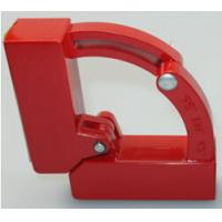 Wholesale Red color Welding Magnetic Positioner Size 105X105X36mm Power Force 25N from china suppliers