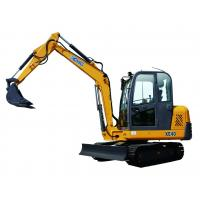 Wholesale 6 Ton Mini crawler Excavator With Hydraulic Pump Rated Loading 5960kg from china suppliers