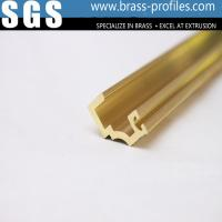 Wholesale Brass Extrusion Profiles and Decorative Copper Brass Profiles from china suppliers