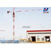Wholesale TC6024 Topkit Tower Crane for 600ft Building Projects Construction from china suppliers
