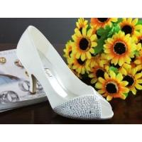 Wholesale China Wedding Shoes / Ivory Lady Dress Shoes from china suppliers