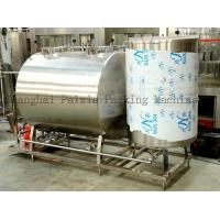 Wholesale OEM ODM SS316 Stainless Mixing Tank For Tomato Sauce , Honey Storage from china suppliers