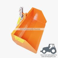 Wholesale 5TSCP - Farm equipment tractor 3point hitch trip scoop from china suppliers