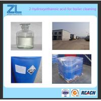 Wholesale Colorless Liquid Hydroxyethanoic Acid For Printed Circuit Board Fluxes from china suppliers