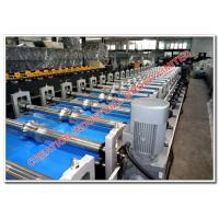 Wholesale Color Aluminium and Steel Roofing Step Tile Sheets Manufacturing Machine with Advanced Gear Transmission System from china suppliers