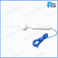 Wholesale IEC60529 61032 IP3X Test Probe D 1.0mm with 1N Thruster (Test Probe D) from china suppliers