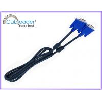 Wholesale HD 15P 1.8 m UL2919 VGA Monitor Cables Male to Male Ni-P from china suppliers
