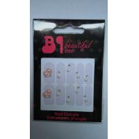 Wholesale Jewellery  Nail Art sticker , Colorful Diamonds On it ,Beatiful Design from china suppliers