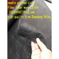 Wholesale weed mat  woven geotextile PP virgin material Fiber layer needle punched cloth from china suppliers