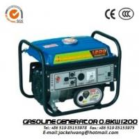 Wholesale GJ1200 4.2L Capacity 0.8kw Gasoline Powered Generator with Engine Model: 1E45 from china suppliers
