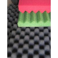 Wholesale PU Studio Acoustic Soundproofing Foam Pyramids Fire Retardant from china suppliers