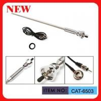 Wholesale Three Section AM FM Car Antenna , Exterior Roof Mount Car Antenna from china suppliers